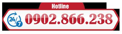 hotline giấy dán tường